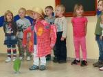 DS Panorama - vystoupení dětí z MŠ